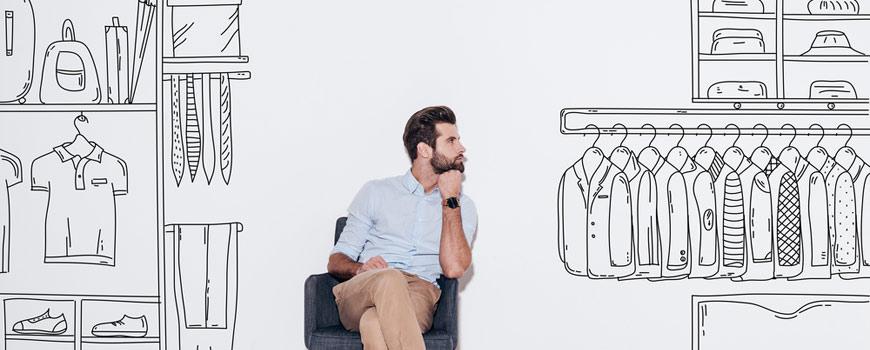 custom wardrobe: the balance between practicality and aesthetics image